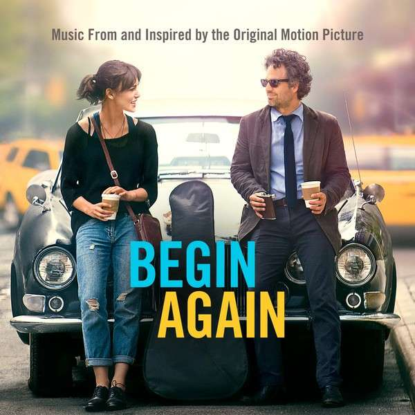 曼哈頓戀習曲 Begin Again| Adam Levine - Lost Stars 迷路的星星